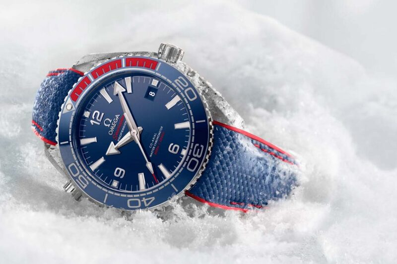 Only 2018 Watches Left: Omega Olympic Watches 2018