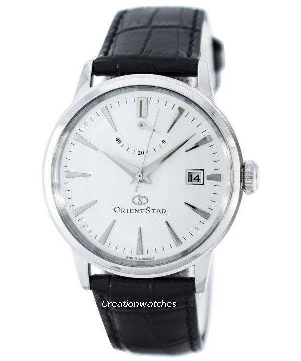 Orient Star Classic Automatic Power Reserve – For that men-worthy retro-look