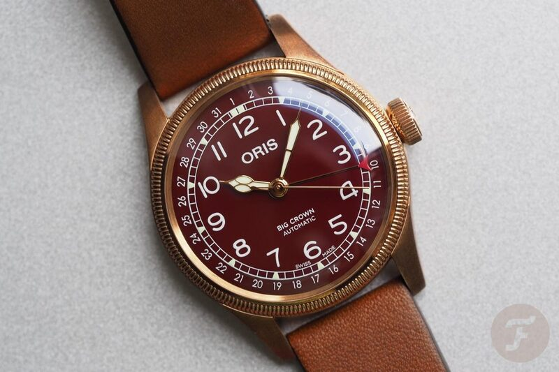 Oris Big Crown Pointer Date 80th Anniversary – With a Twist