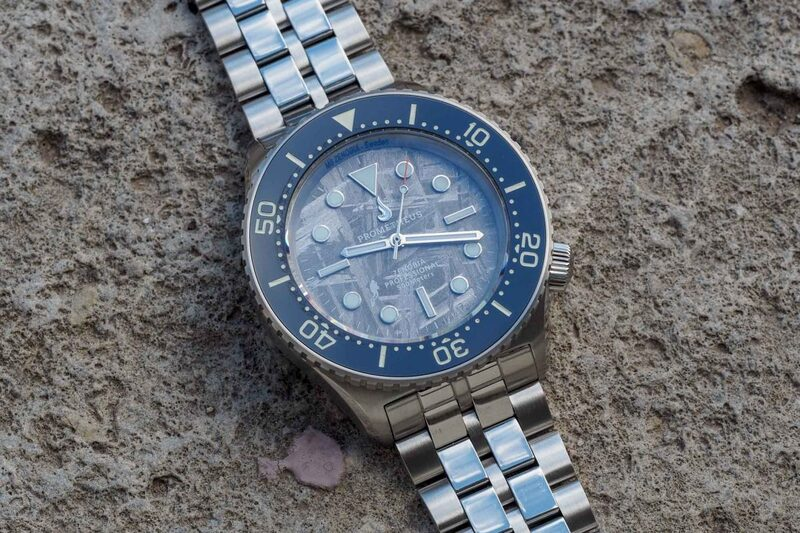 Prometheus Zenobia – The Latest Divers Watches Facebook Group Collab
