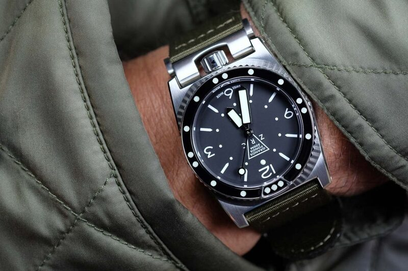 (Re-)Discovering The ZRC Grand Fonds 300 1964 French Navy Reissue