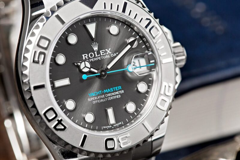 Rolex Bezels: How to Use the Yacht-Master Bezel