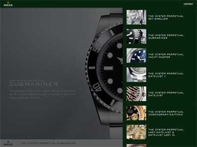 Rolex Launches New Mobile App to Showcase 2012 Collection