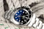 Rolex Launches a New Commemorative Deepsea with Blue Dial