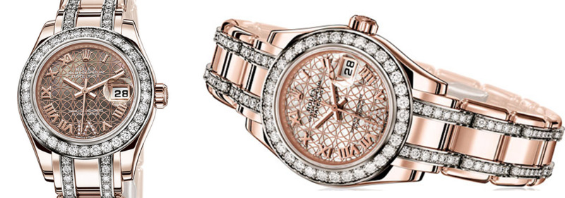 Rolex Pearlmaster Watches Turning Heads For Women