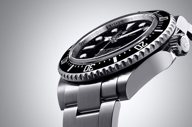 Rolex Releases The New Sea-Dweller 4000