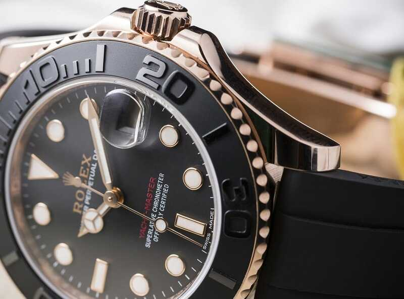 Rolex Sails into the Future with New Yacht-Masters