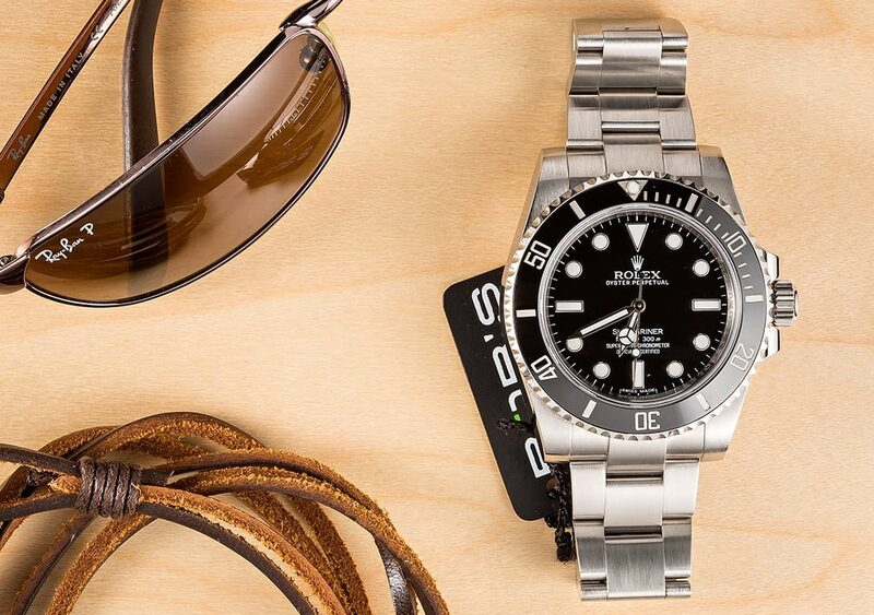 Rolex Submariner Reference 114060