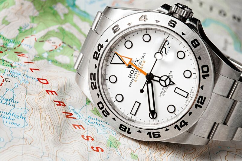 Rolex Watches Ideal for Outdoor Adventures