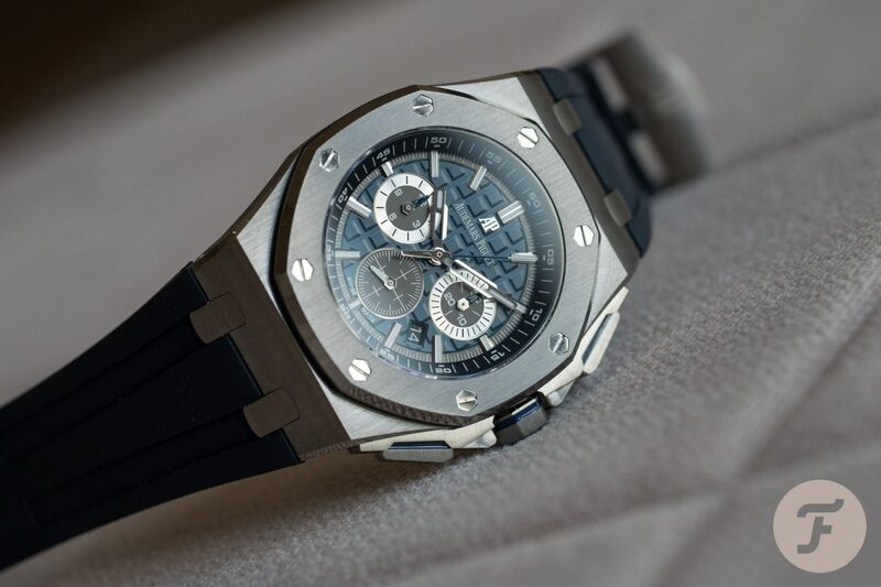 Royal Oak Offshore Chronograph 26480TI – An Important Reference