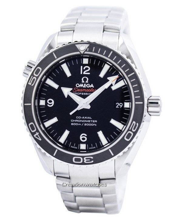 Seamaster Planet Ocean: Suits well the wet-suit obsessed