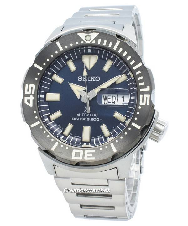 Seiko Prospex Monster Auto JDM: The Monster packs in some professional specs