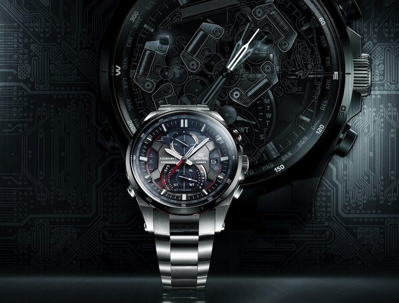 Smart access for smart men – Casio takes intelligence a step ahead the rest