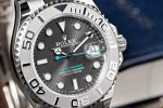 Smooth Sailing with the Rolex Yacht-Master 37