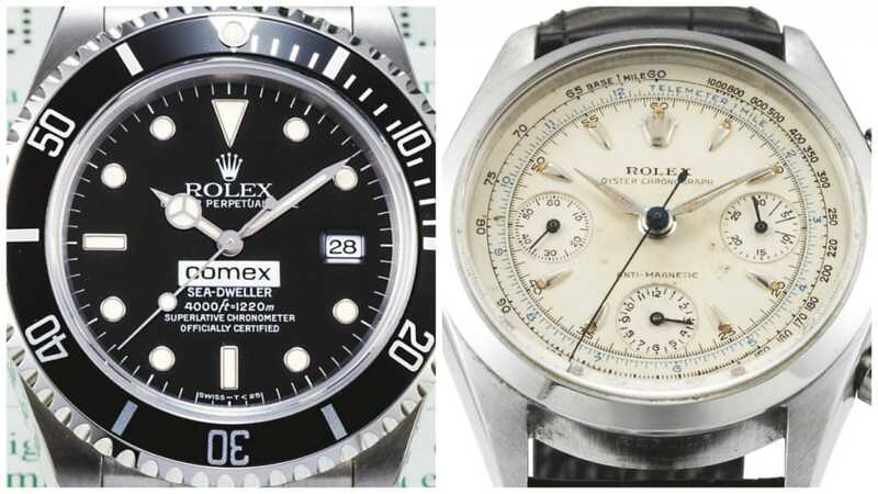 Sotheby's Important Watches Auction Hong Kong Edition