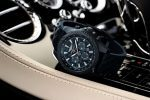 The Breitling for Bentley GT Dark Sapphire is a Supercar-Worthy Limited Edition Chrono