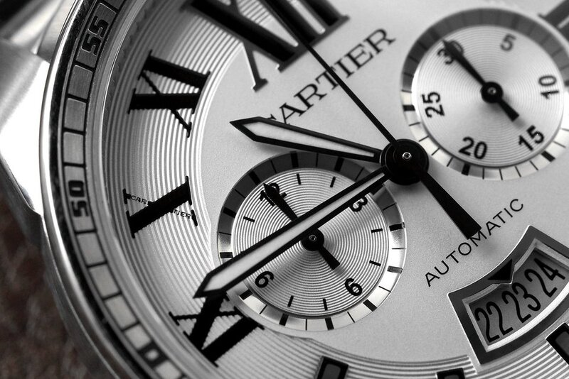 The Difference Between Good and Great: Calibre de Cartier Chronograph