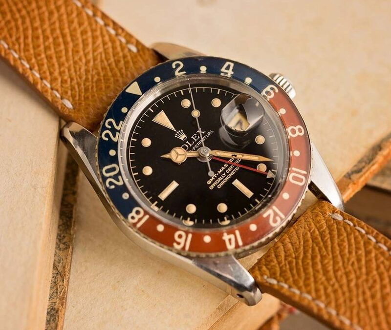 The Difference between the GMT Master and the Explorer