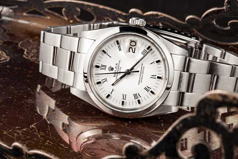 The Different Styles of the Rolex Date