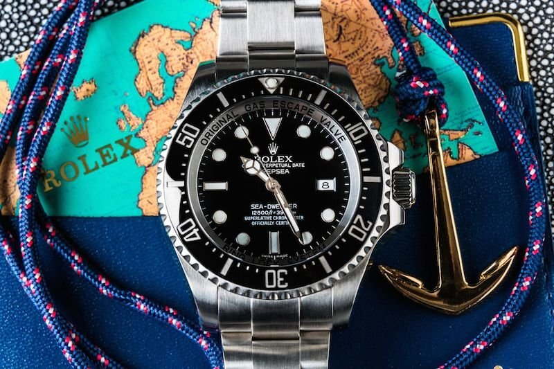 The History of the Rolex Sea-Dweller