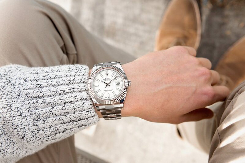 The Iconic Classic: The Rolex Datejust