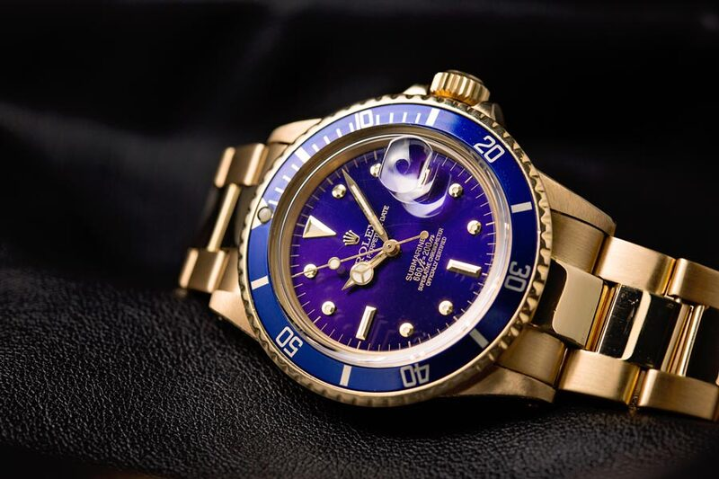 The International Symbol of Success: The Gold Rolex