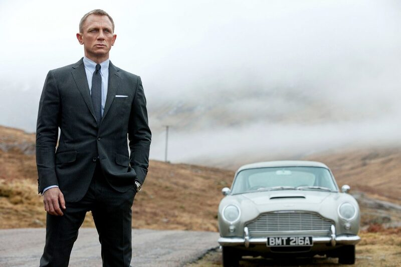 The James Bond by the Name of Daniel Craig