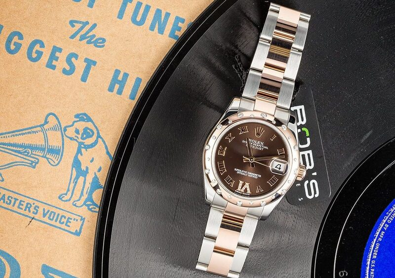 """The """"Mistake"""" on Many Rolex Dials"""
