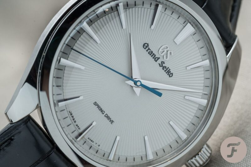 The Never Ending Flow Of Amazing Dials – Grand Seiko SBGY003