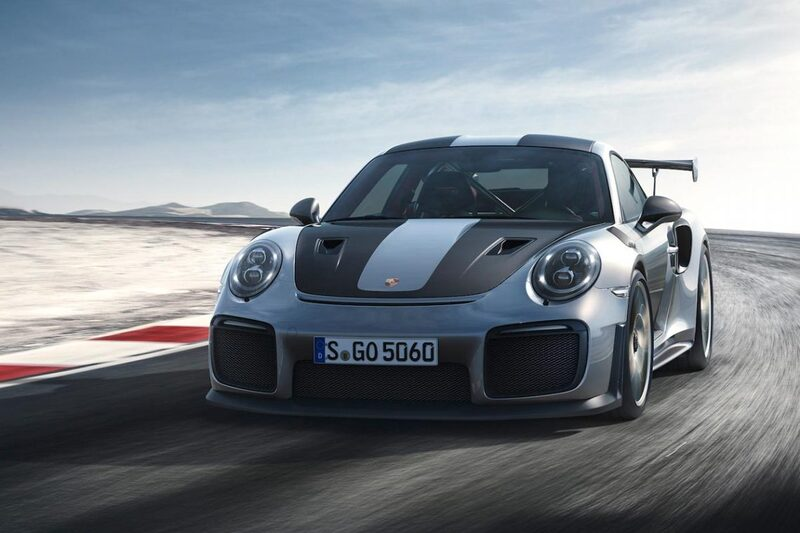 The New Porsche Design 911 GT2 RS Chronograph Celebrates the Most Powerful Street Legal 911 of All Time