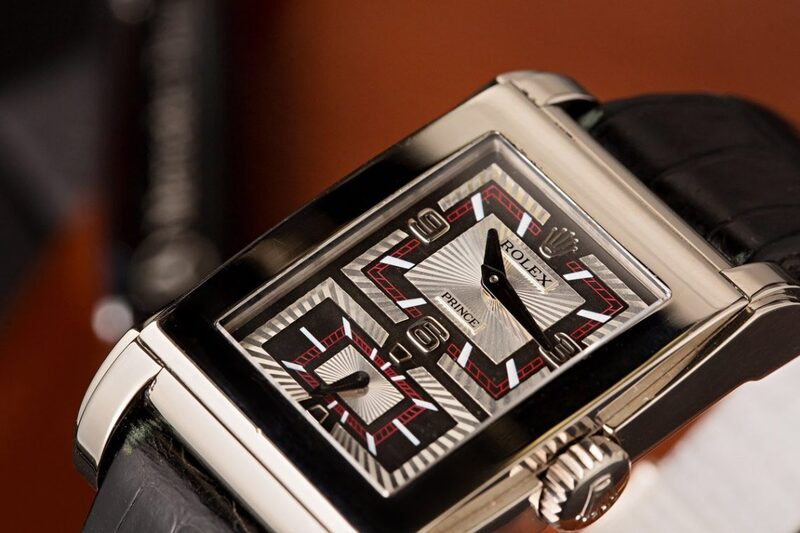The Rolex Doctor's Watch