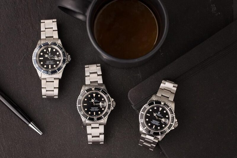The Rolex Submariner Evolution 1680, 16800, and 168000