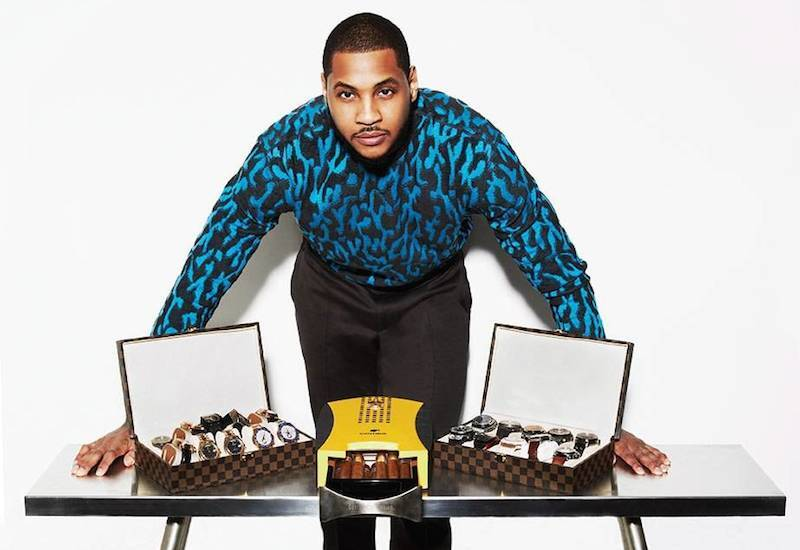 The Rolex Watches of This Year's Highest Paid Celebs: The Athletes