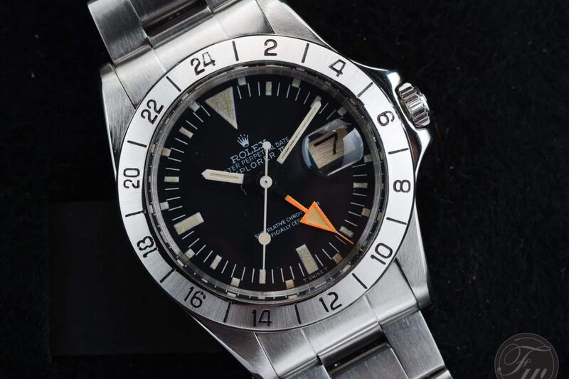 The Ultimate Sports Rolex – The Explorer II Reference 1655