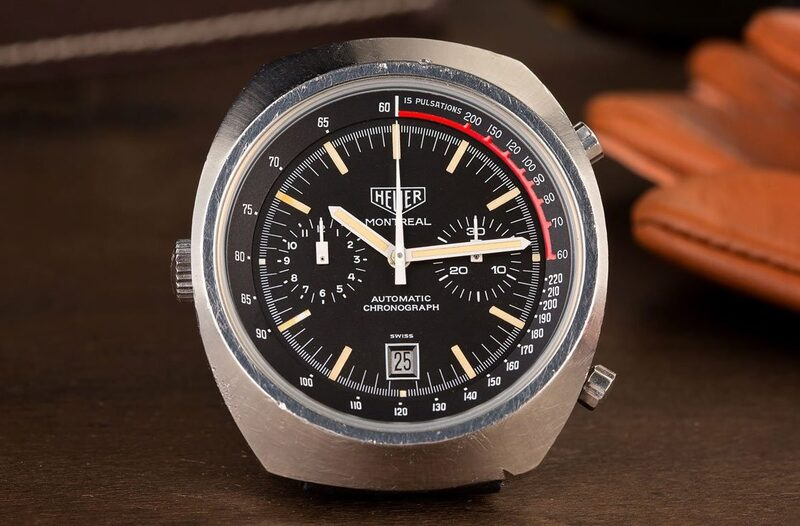 The Unknown Origins of the Heuer Montreal