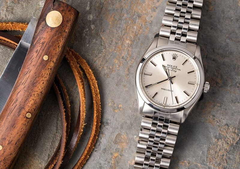 Then & Now: The Rolex Air-King Reference 116900