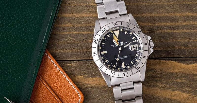 Then & Now: The Rolex Explorer II Throughout Time