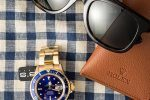 Three Kings: Vintage Men's Gold Watches