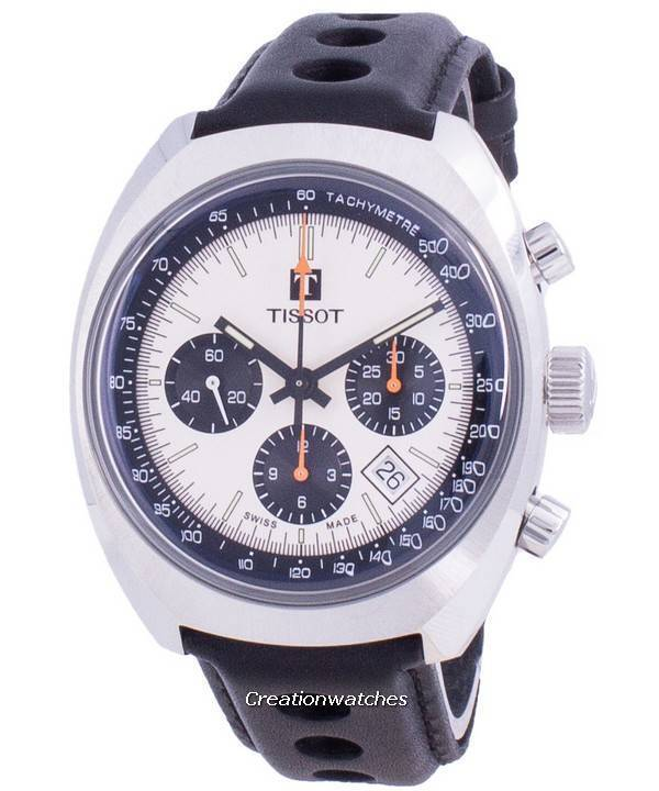 Tissot Heritage 1973 Chronograph: There's 2 'n a L.E.!