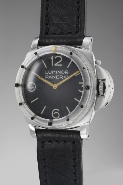 Ultra-Rare Panerai Watches Take the Stage Beside Patek and Rolex at Phillips' Geneva Watch Sale
