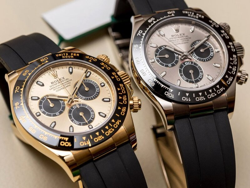 Up to Speed with the New Rolex Daytona Chronograph with Oysterflex