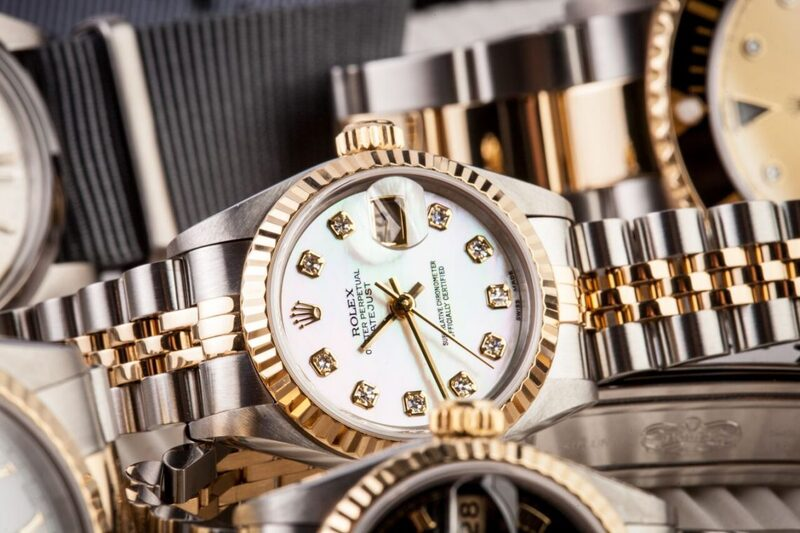 Used Rolex Watches for Women: What's Hot!