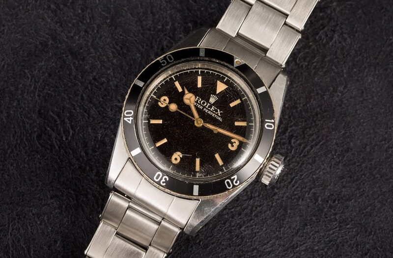 Vintage Watch: 6 Quick Facts About the Rolex Submariner 6200
