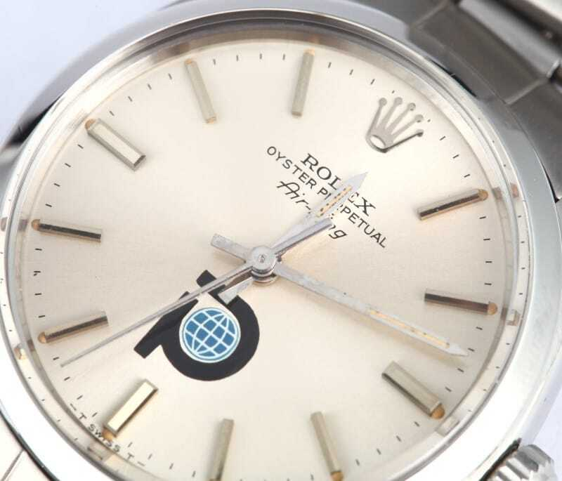 Vintage of the Week – Rolex Air King Intairdrill Dial