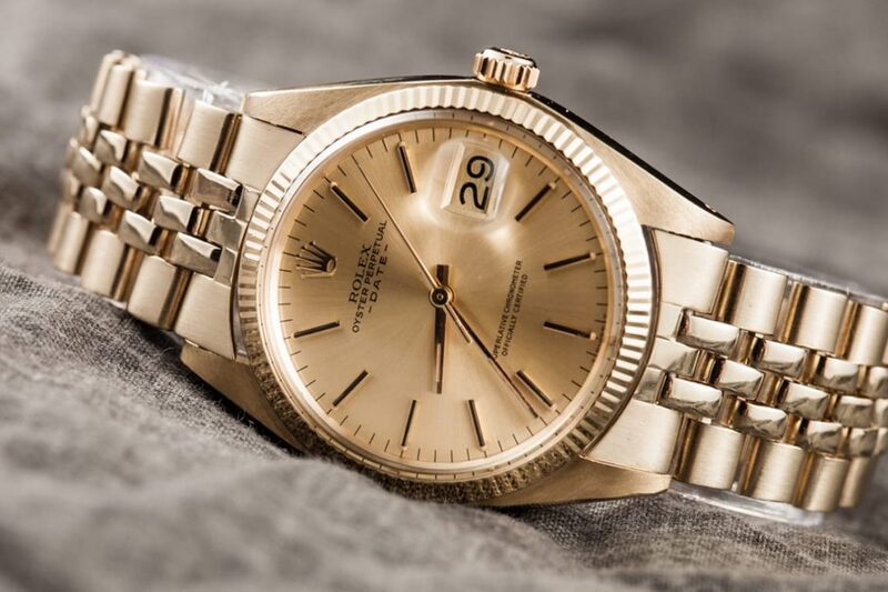 Vintage of the Week: Rolex Date Reference 1503