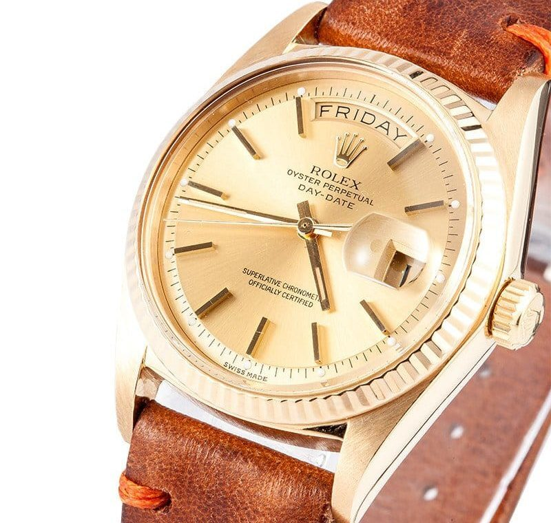 Vintage of the Week: Rolex Day-Date President Reference 1811