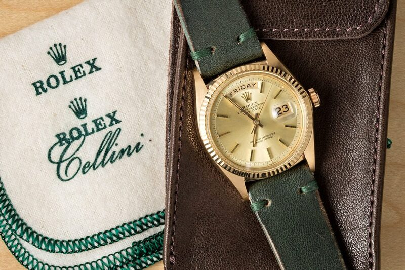 Watch Reviews Under $10k: The Rolex Day-Date Reference 1803