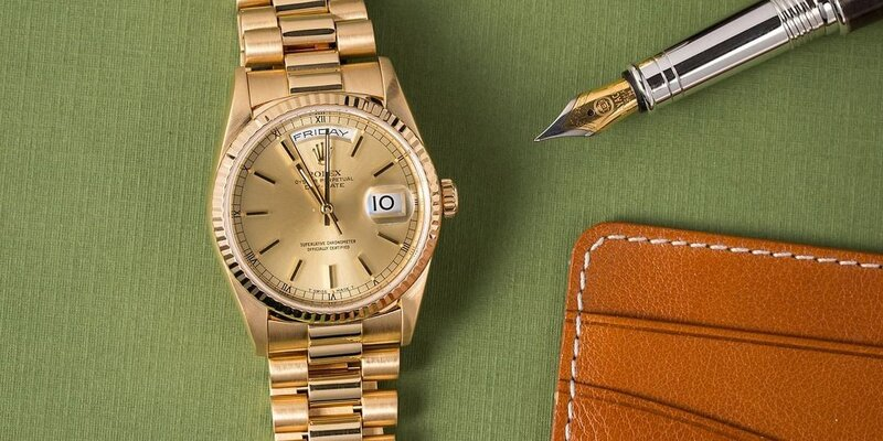 Watch of the Week: The Rolex President Day-Date 18238