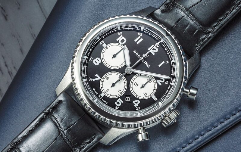 What The Breitling Navitimer 8 Means to the Brand