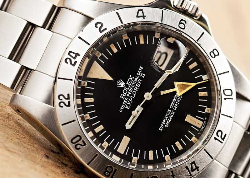 What You Didn't Know About the Rolex Explorer II